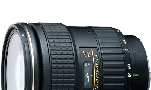 Tokina AT-X 24-70mm F/2.8 PRO FX Lens Deal – $699 (reg. $949, Today Only)