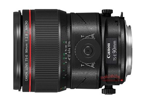 Canon TS-E 90mm