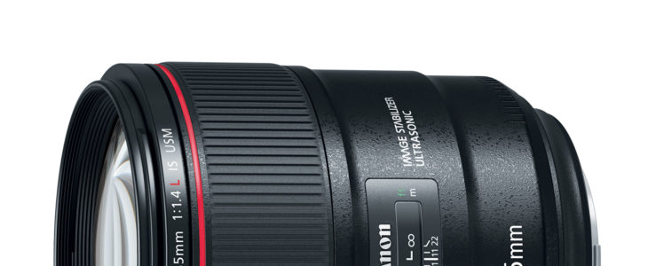 Canon EF 85mm F/1.4L IS First Impression Video