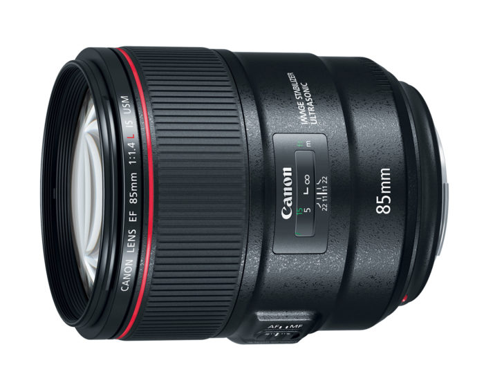 Canon EF 85mm F/1.4L IS