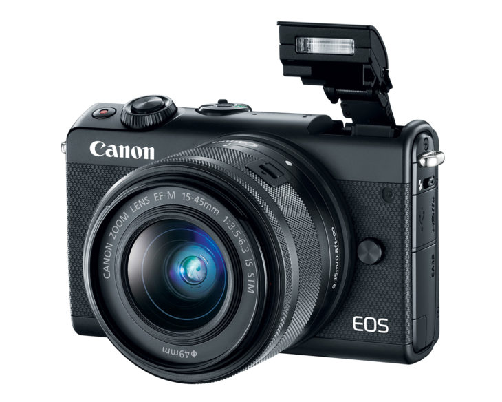 Canon EOS M100 Review (Gold Award By DPReview)