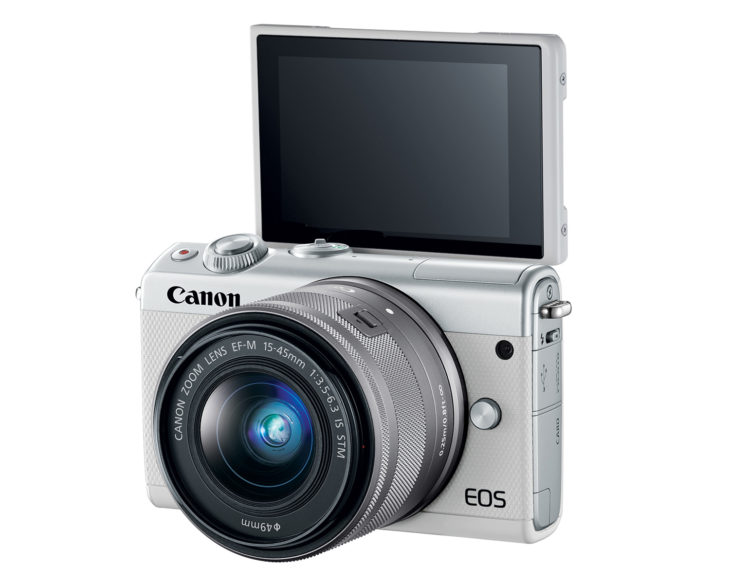 Canon EOS M100 Review (impressing & Very Easy To Use, S. Huff)