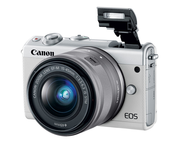 Canon EOS M50 Announcement For CP+ 2018 [CW4]