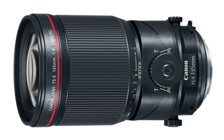 Canon TS-E 135mm F/4L MACRO Review (superb Creative Tool, EPhotozine)