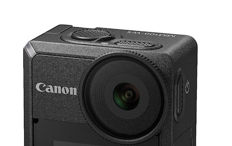 Canon's Modular Camera System MM100-WS Is On Display At IBC 2017