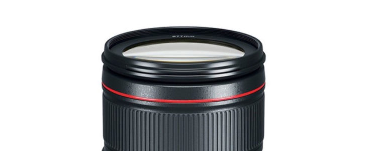 Deal: Canon EF 24-105mm F/4L IS II – $799.99 (reg. $1099)