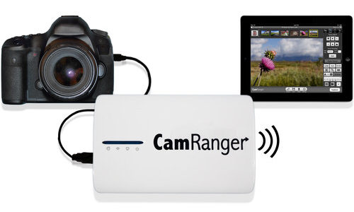 Deal: CamRanger Wireless Transmitter For Select Canon DSLRs – $199.95 (reg. $299.95)