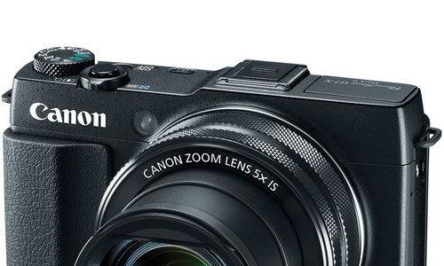 Canon PowerShot G1 X Mark III Coming Mid October, 2017?
