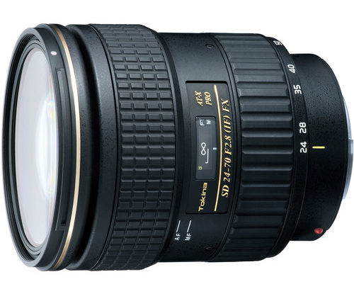 Tokina AT-X 24-70mm F/2.8 PRO FX (EF Mount) Deal – $649 (reg. $949, Today Only)