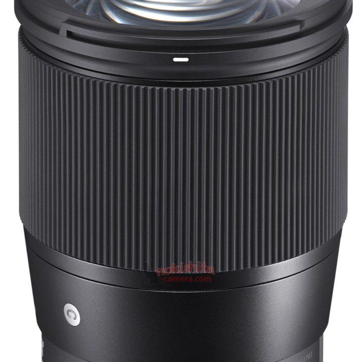 Sigma 16mm F/1.4