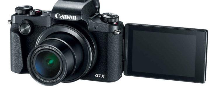 Canon Powershot G1 X Mark Iii Dual Pixel Af