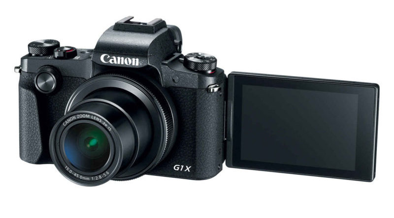 Canon PowerShot G1 X Mark III Video Review (by TCSTV)