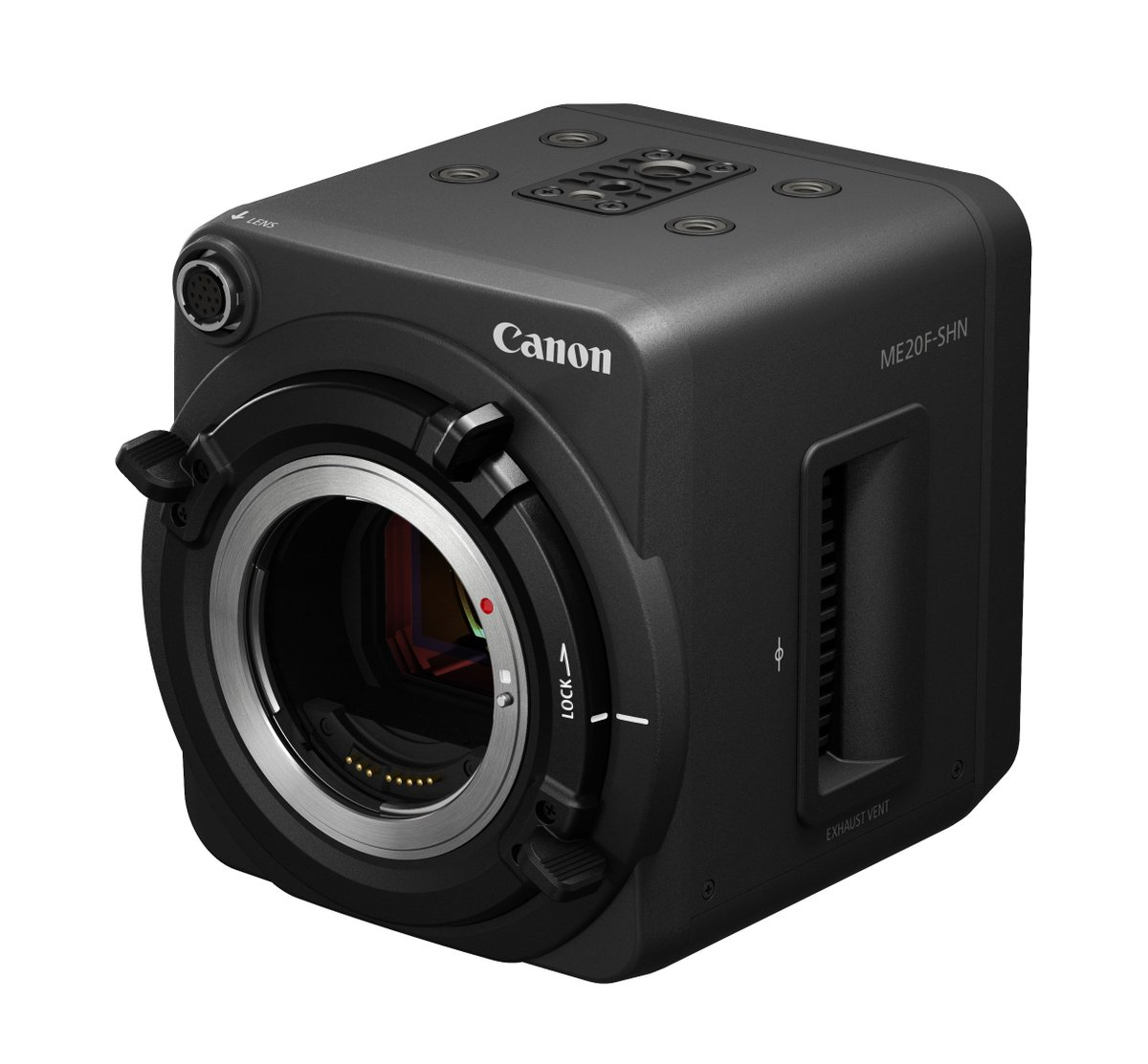 Canon Set To Announce A New High ISO, Multi-purpose Camera Soon? (that Would Be The ME20F-SHN)
