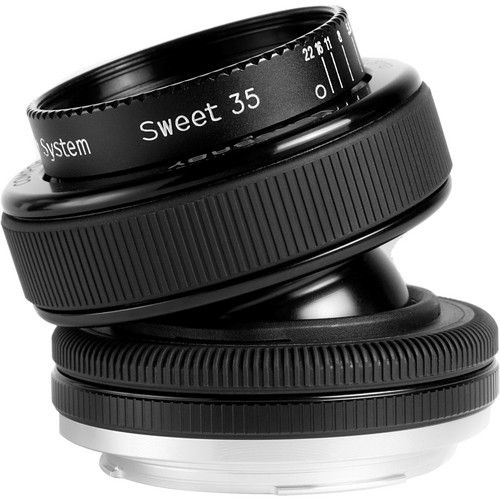 Deal: Lensbaby Composer Pro With Sweet 35 Optic – $199.95 (reg. $349.95, Today Only)