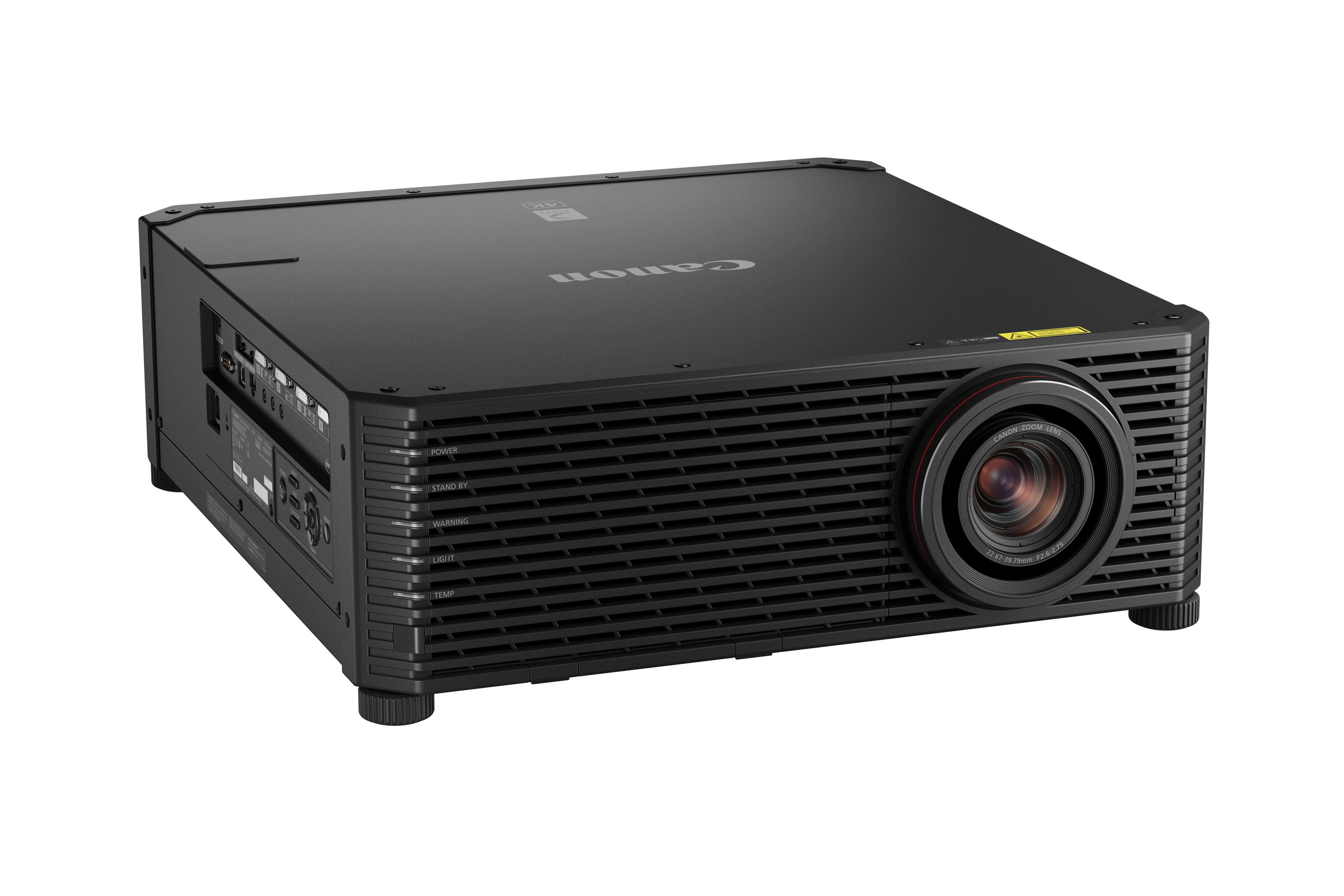 Canon announce new compact native 4k resolution laser lcos for Compact projector