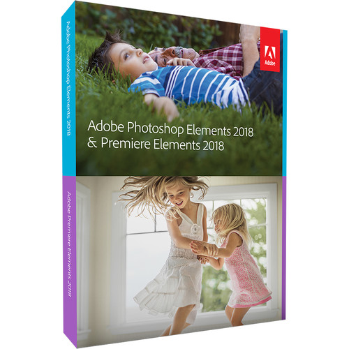 Deal: Adobe Photoshop Elements & Premiere Elements 2018 (Mac & Win) – $79.99 (reg. $149.99)