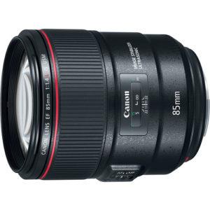 Canon's 85mm lenses compared (f/1.8 vs f/1.4 vs f/1.2)