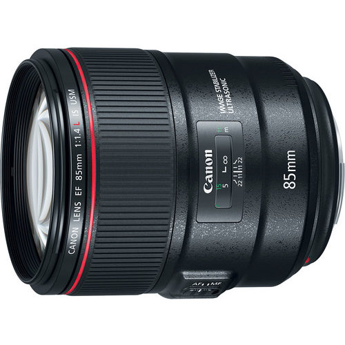 Canon EF 85mm F/1.4L IS First Look Video