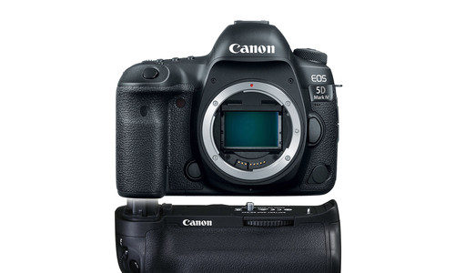 Canon eos 5d mark iv product advisory: a firmware update is coming.