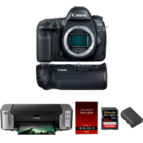 These Great Black Friday Deals On Canon EOS 5D Mark IV And EOS 6D Mark II Bundles Are Still Live (best Prices Of 2017)