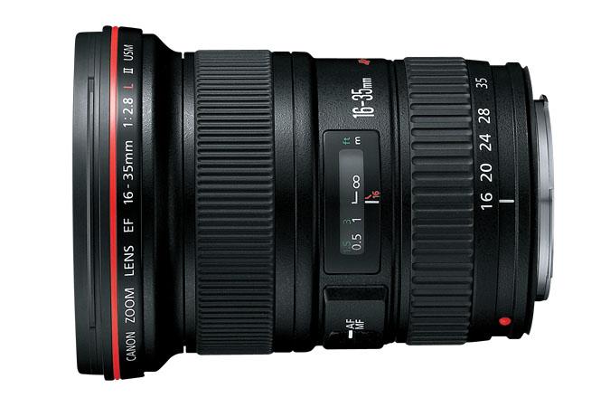 Canon EF 16–35mm F/2.8L II