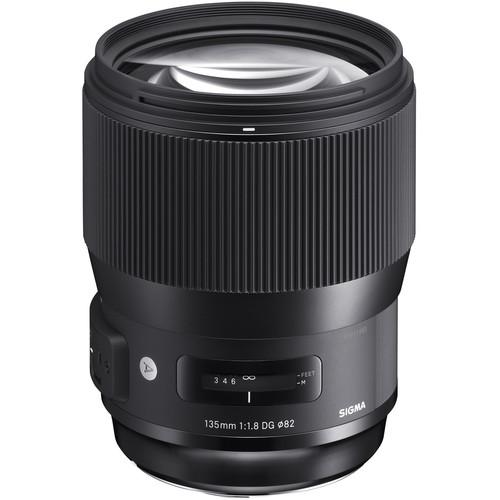 Sigma 135mm f/1.8