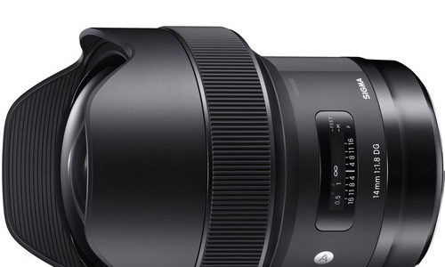 Sigma 14mm F/1.8 DG HSM Art Deal