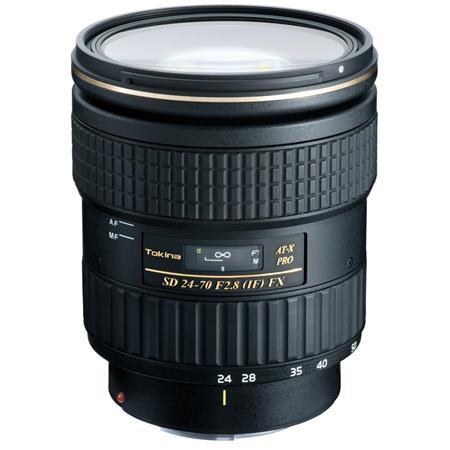 Black Friday 2017: Tokina 24-70mm F/2.8 AT-X Pro FX Lens – $649 (reg. $949)
