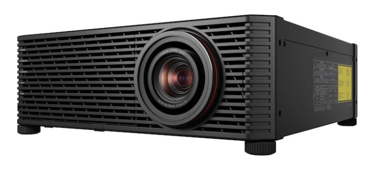 Canon Announce New Compact Native 4K Resolution Laser LCOS Projectors