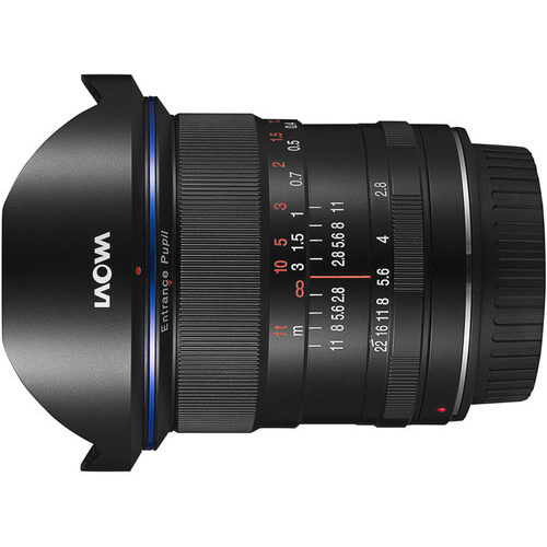 Black Friday 2017: Venus Optics Laowa 12mm F/2.8 Zero-D At $899 (reg. $949)