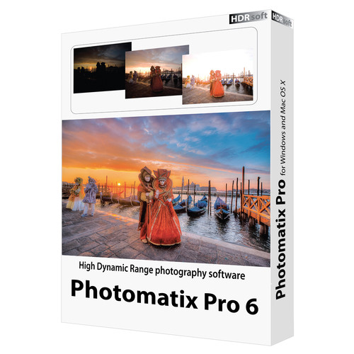 Deal: Hdrsoft Photomatix Pro 6.0 (Download) – $49 (reg. $99, Today Only, Mac & Win)