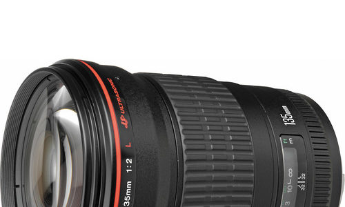 Canon EF 135mm F/2L IS