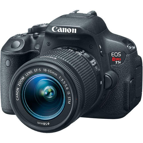Deal: Canon Rebel T5i With EF-S 18-55mm Lens – $449 (reg. $799, Today Only)