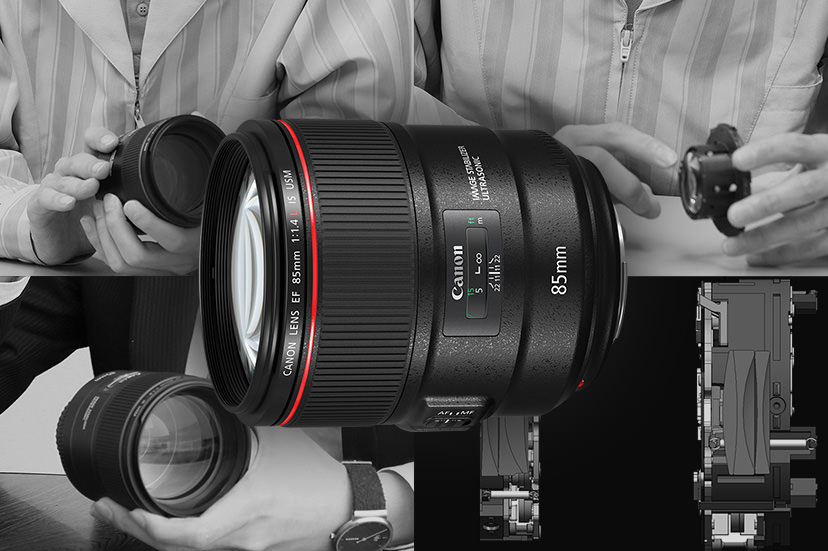 Interview With The Developers And Engineers Behind Canon EF 85mm F 14L IS Lens