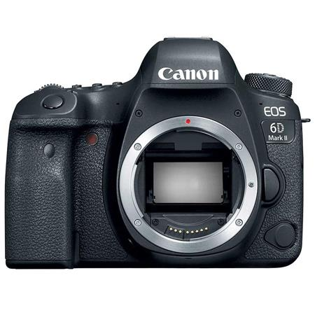Holiday Promotions For Refurbished Gear At Canon Store (EOS 6D Mark II $1099, EOS M5 & M6, Lenses)