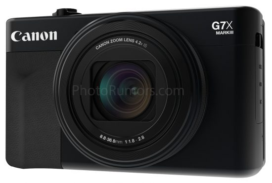Are The Canon PowerShot G7 X Mark III Images A Fake? Tell Us What You Think (poll) – UPDATE: It's A Fake!