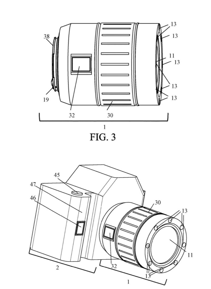 Upcoming Canon Gear May Ask For Your Fingerprint Id, Patent Application Suggests