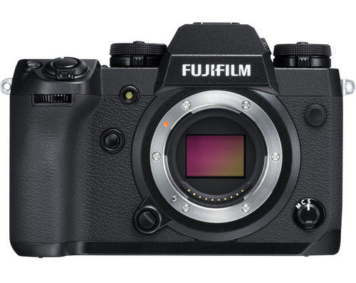 Off Brand News: Fujifilm X-H1 Announced, New X Series Flagship