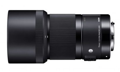 SIGMA 70mm F/2.8 DG MACRO ART Lens Development Announcement