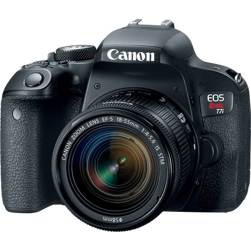 Here Is The Canon Rebel T7 Announcement Pre Order Hands