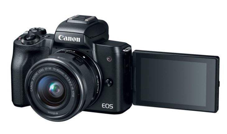 Canon EOS M50 Best Selling Mirrorless Camera In Japan (BNC Ranking)