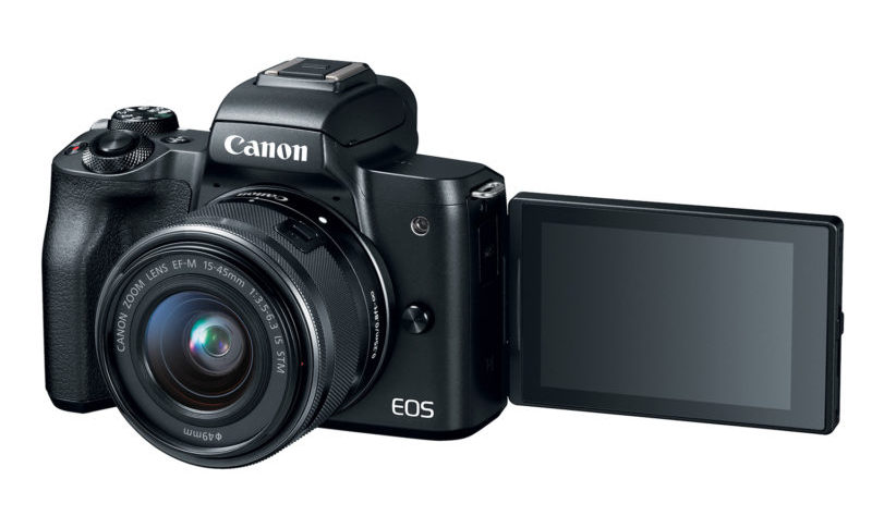 "The Canon EOS M50 Is A ""strategic Model"", Canon Exec States"