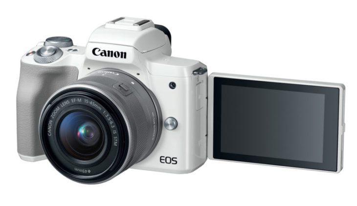 Canon EOS M50 Firmware Update Ver. 1.0.1 Released (solves Smartphone Issues)