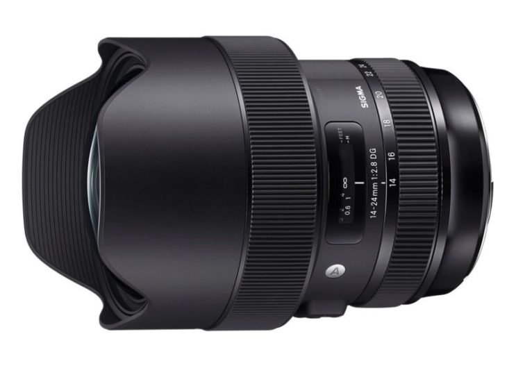 Sigma Announce New 14-24mm F/2.8 Art Lens