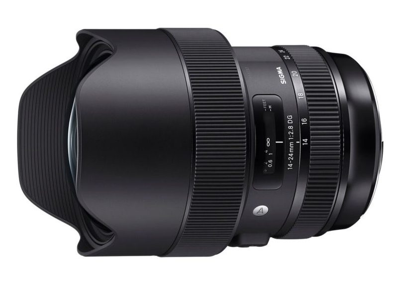 Sigma 14-24mm F2.8 ART First Look Video (D. Abbott)
