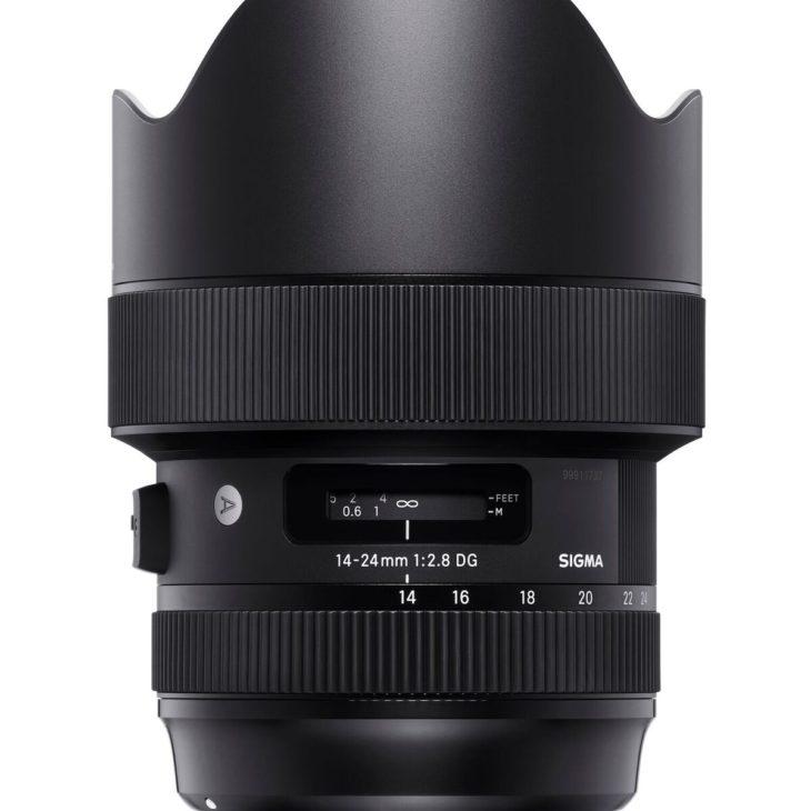 Sigma14-24mm F/2.8