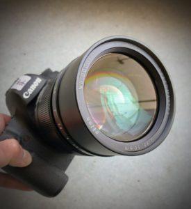 Speedmaster 50mm F/0.95