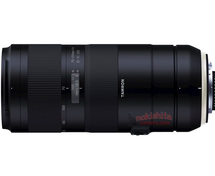 Tamron 70-210mm F/4