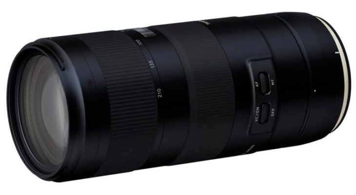 Tamron 70-210mm F/4 DI VC USD Officially Announced, Ready For Pre-order At $799