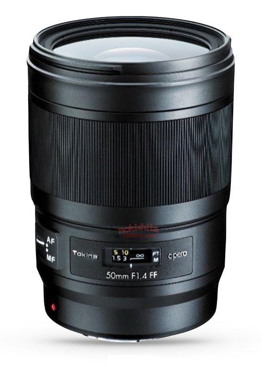 Opera 50mm f/1.4